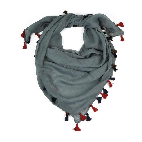 Šátek Magda Grey