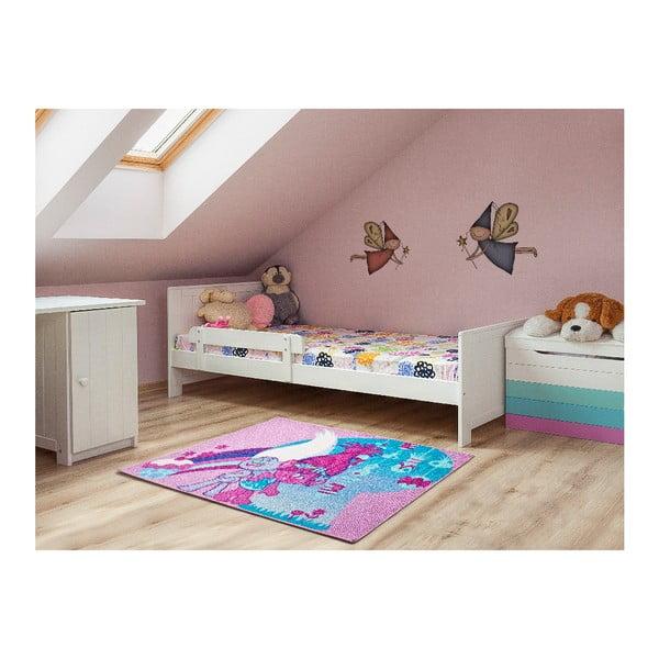 Dětský koberec Universal Trolls Cupcake, 95x133cm