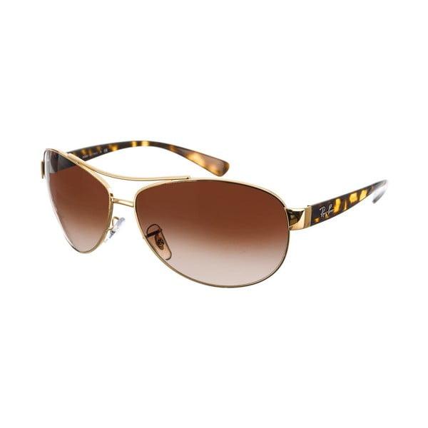 Sluneční brýle Ray-Ban Rened Gold