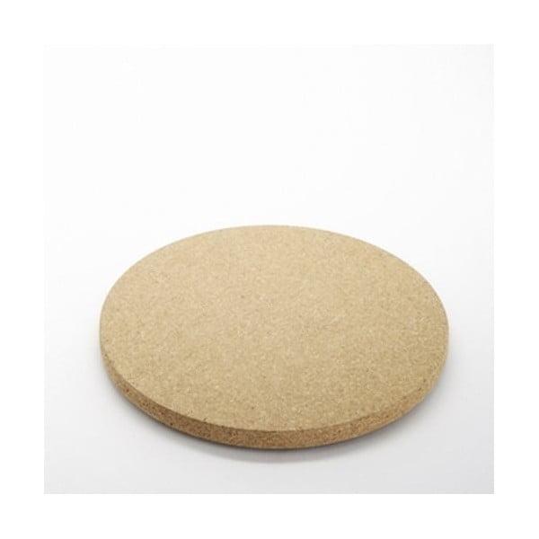 Podnos Cork Round, 36 cm