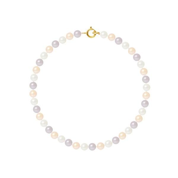 Náramek s říčními perlami Kleonikos