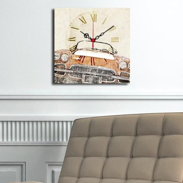 Obrazové hodiny Veterán