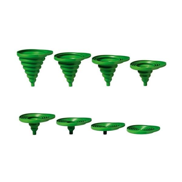Skládací trychtýř Funnel, zelený