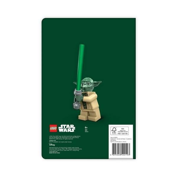 Zápisník LEGO® Star Wars Yoda