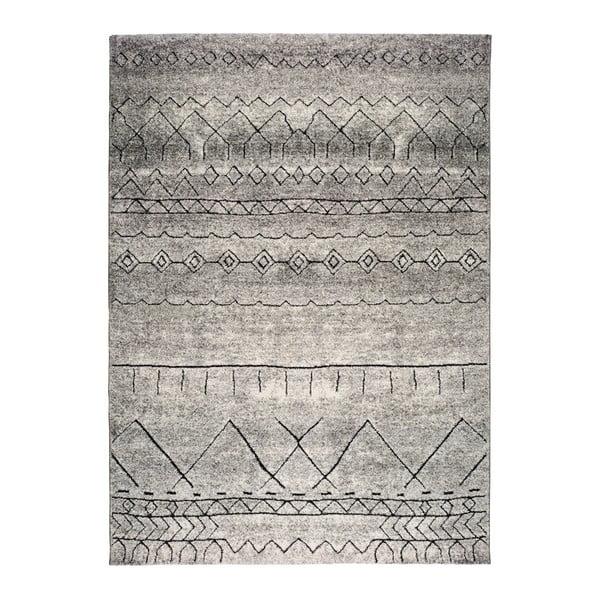 Hydra Grey szürke szőnyeg, 160x230 cm - Universal