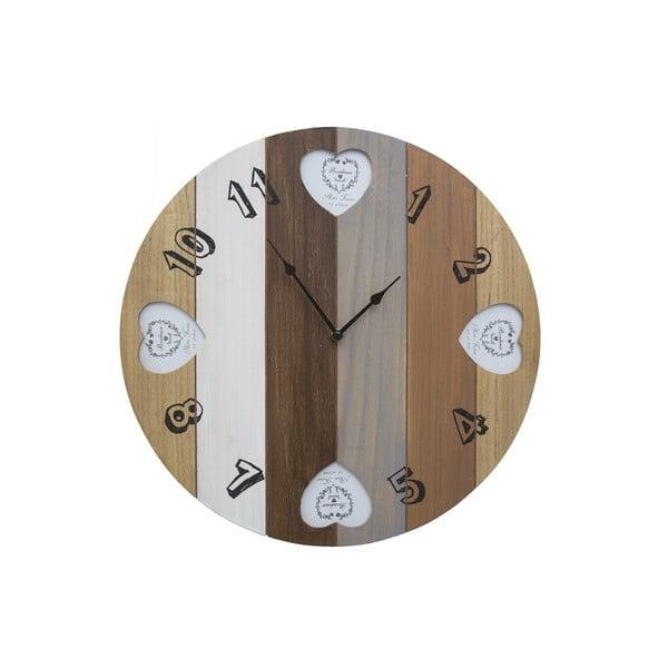 Nástěnné hodiny Mauro Ferretti Lignes,29cm