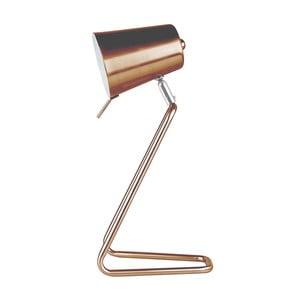Stolní lampa v měděné barvě  Leitmotiv  Z Metal