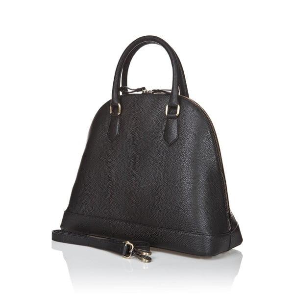Kožená kabelka Markese 5010 Black