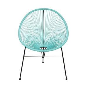 Tyrkysová židle De Eekhoorn Breeze