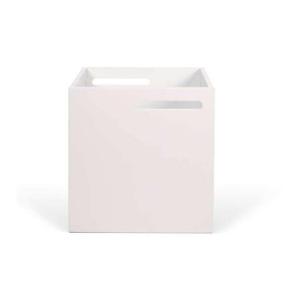 Białe pudełko na regał TemaHome Berlin
