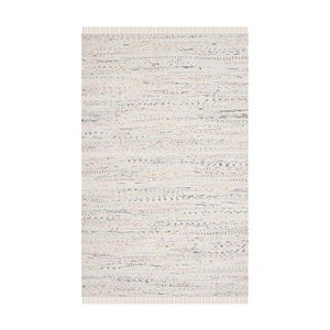 Bílý koberec Safavieh Elena, 91 x 152cm