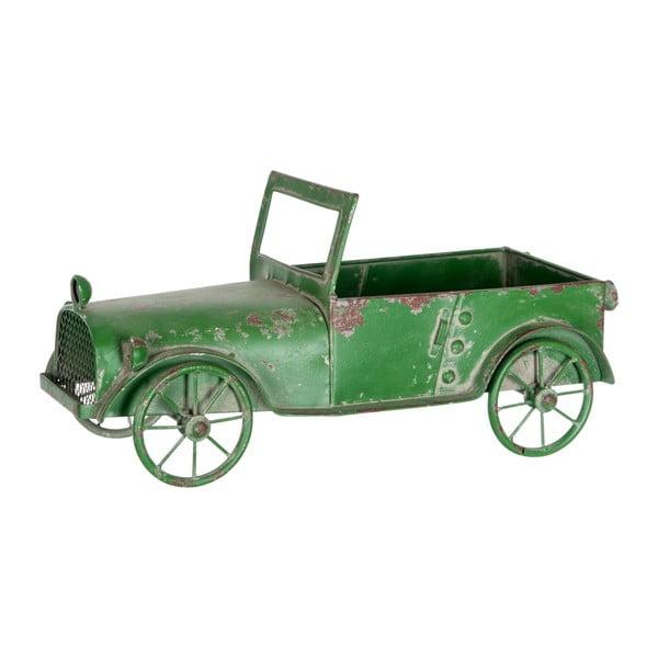 Dekorace Car Antique, zelená