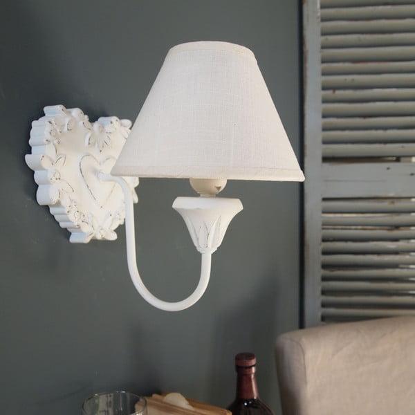 Nástěnná lampa Antique Stefano, 20x27x27 cm