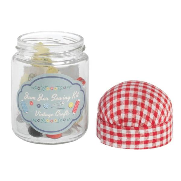 Set na šití Rex London Vintage Jar