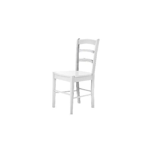 Židle Three Trend Range, bílá