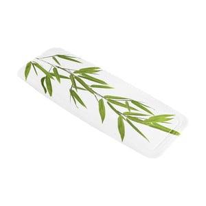 Koupelnová předložka Bamboo Green, 36x92 cm