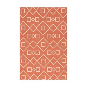 Covor lucrat manual Kilim JP 11171 Orange, 120 x 180 cm