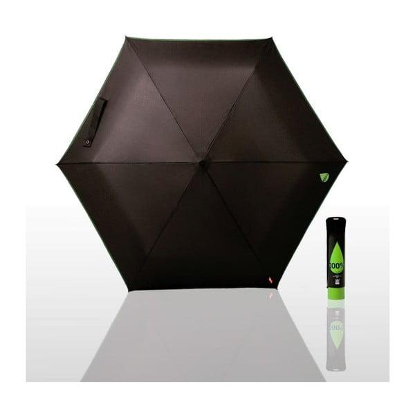 Skládací deštník NU 100 %, zelený