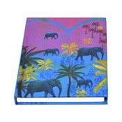 Zápisník Tamara Elephant Stroll, A5