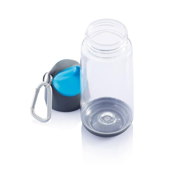 Sticlă cu carabină XD Design Mini Bopp, albastru