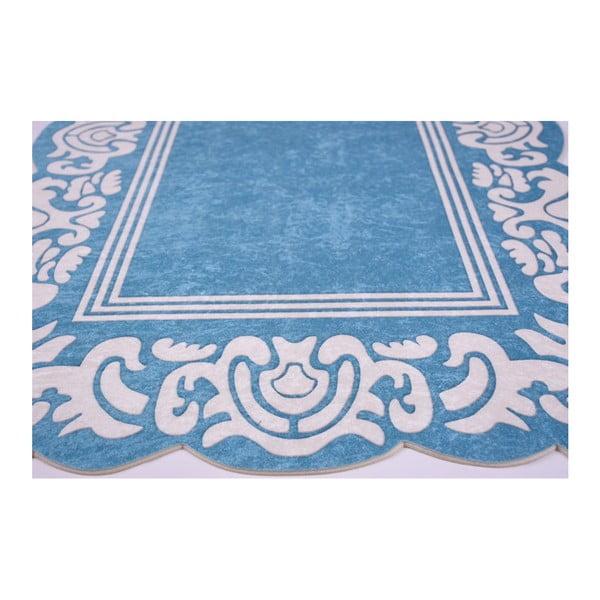 Koberec Vitaus Fareho Mavi, 80 x 150 cm