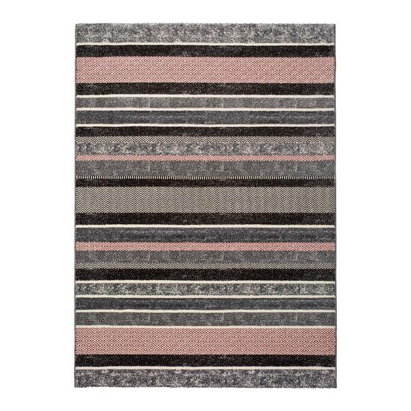 Tmavě šedý koberec Universal Malaga, 120x170cm