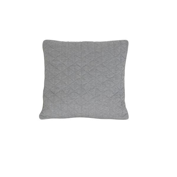 Polštář Quilt Grey, 50x50 cm