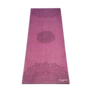 Saltea pentru yoga Yoga Design Lab Commuter Mandala, 1,3 kg