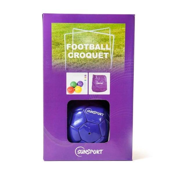 Sada na fotbal Croquet