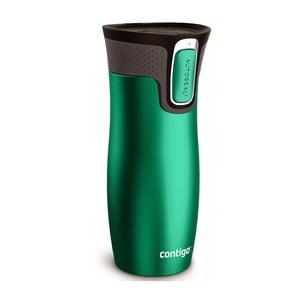 Cestovní termohrnek Westloop 470 ml, zelená