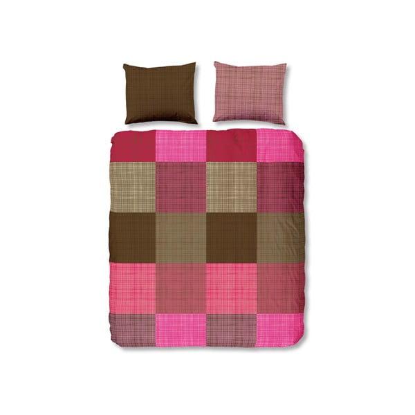 Povlečení Streets Pink, 140x200 cm