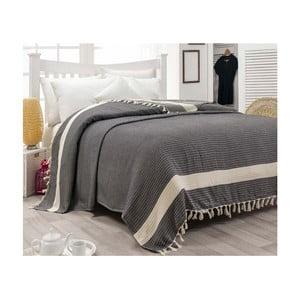 Cuvertură pentru pat din bumbac Hasir, 200x240cm