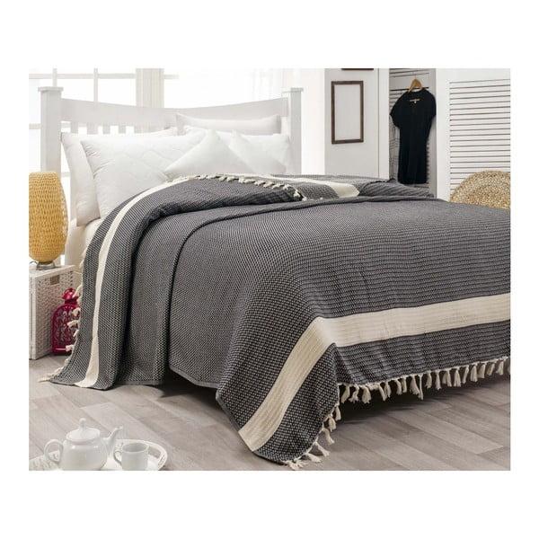 Hasir kétszemélyes pamut ágytakaró, 200 x 240 cm