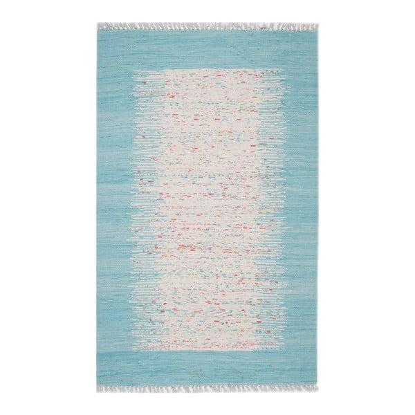 Niebieski dywan Eco Rugs Akvile, 120x180cm