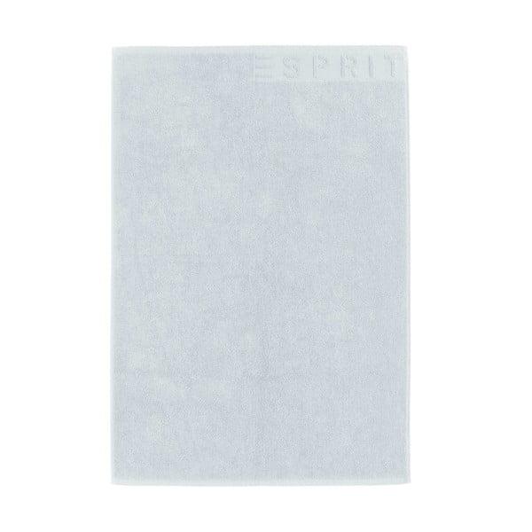 Koupelnová předložka Esprit Solid 60x90 cm, stříbrná