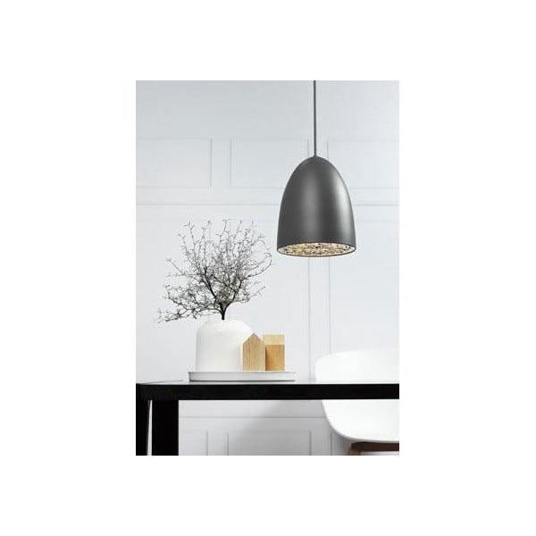 Stropní světlo Nordlux Nexus 20 cm, šedé