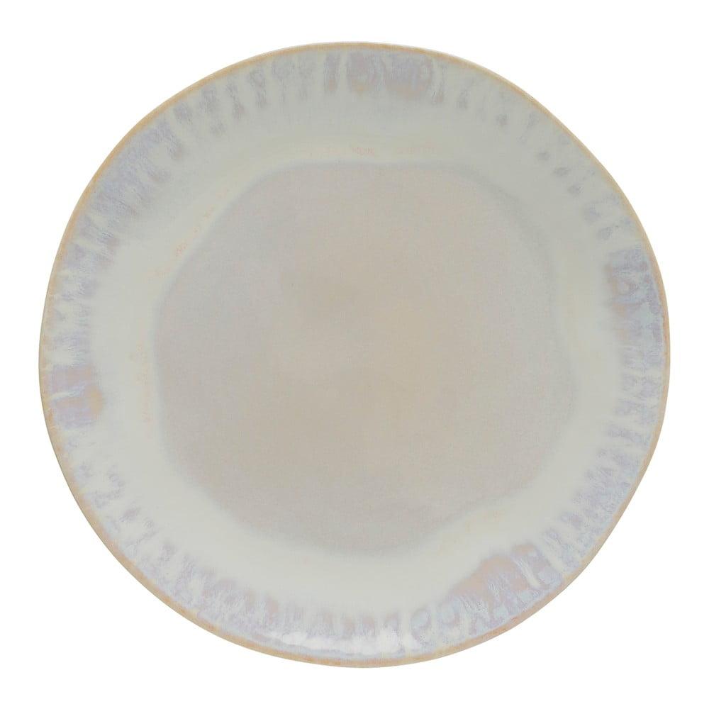 Bílý kameninový talíř Costa Nova Brisa, ⌀20 cm Costa Nova
