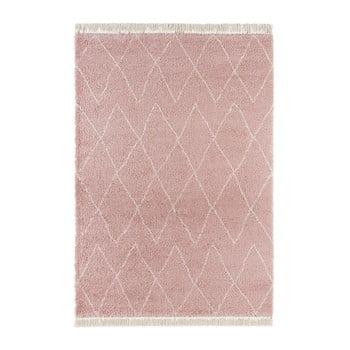 Covor Mint Rugs Galluya, 160 x 230 cm, roz