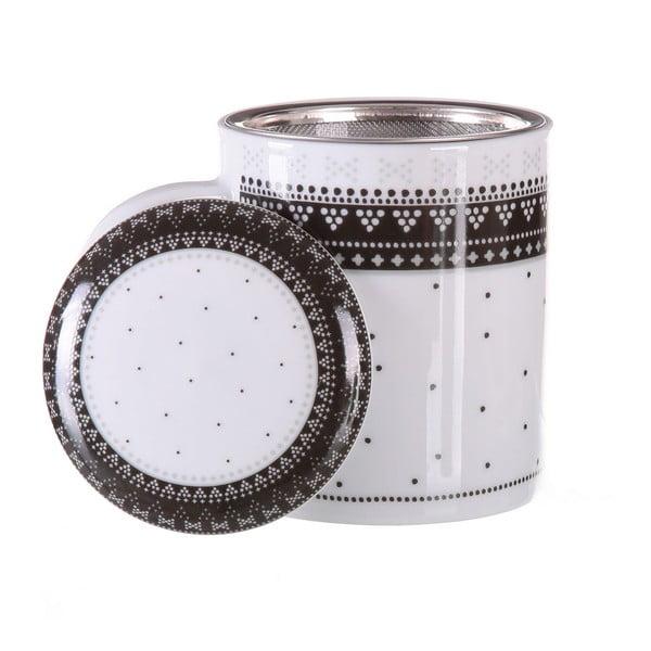 Cană cu sită pentru ceai Unimasa Cover, 310 ml