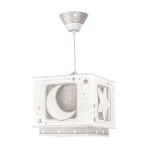 Závěsná lampa Moon Light, béžová