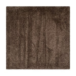 Koberec Crosby Brown, 200x200 cm