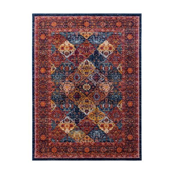 Czerwony dywan Nouristan Kolal, 160x230 cm