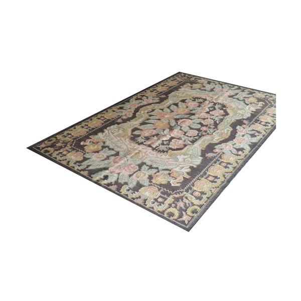 Ručně tkaný koberec Kilim Flowers 164, 160x230 cm
