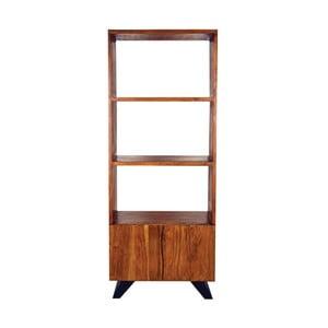 Bibliotecă din lemn de salcâm LABEL51
