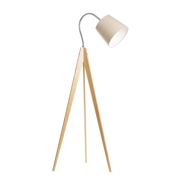 Stojací lampa Artist Flex Beige/Lacquered