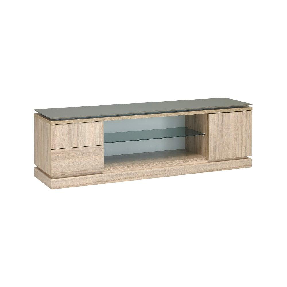 Světle hnědý televizní stolek Gami Elea