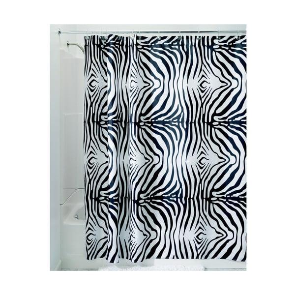 Sprchový závěs Zebra 183x200 cm