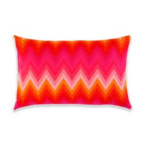 Polštář ZigZag Orange/Pink, 60x40 cm