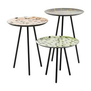 Set 3 măsuțe Kare Design Tifi