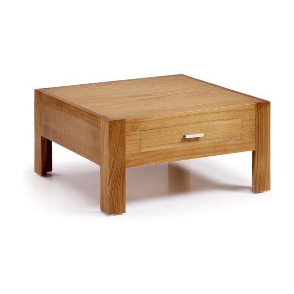 Konferenční stolek Natural, 80x80 cm